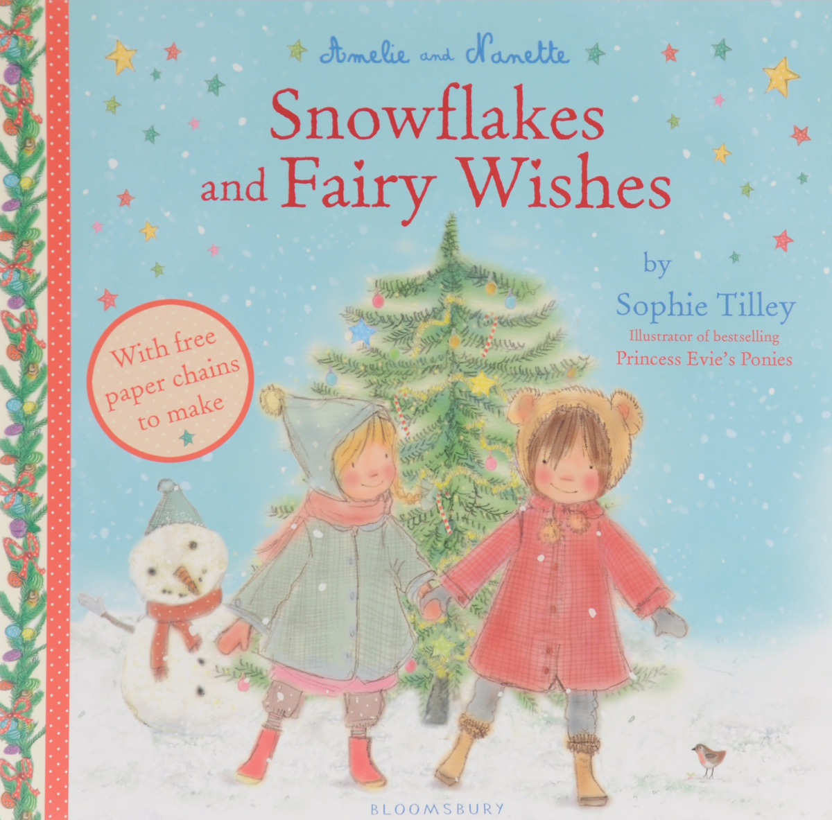 Amelie and Nanette: Snowflakes and Fairy Wishes like a virgin secrets they won t teach you at business school