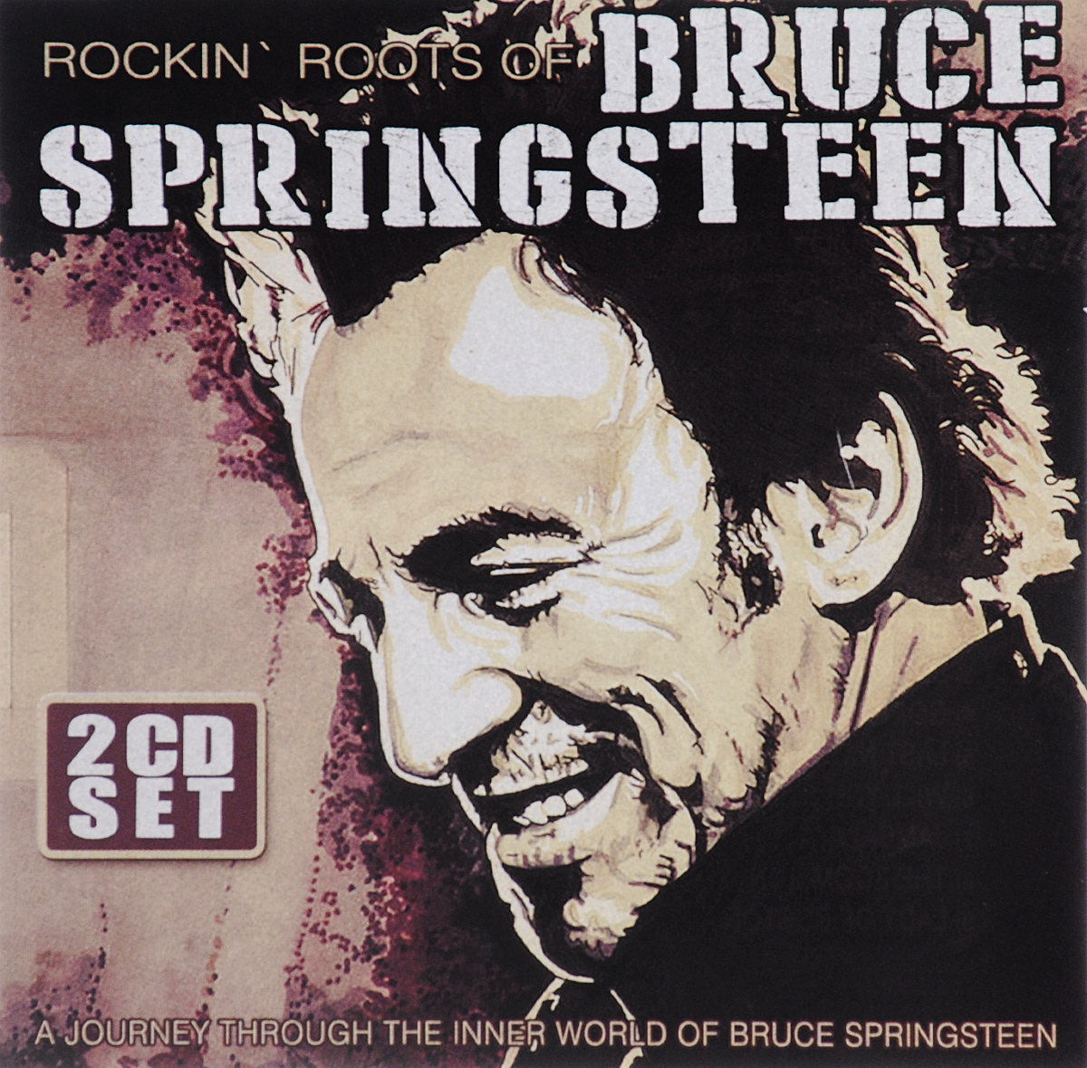 Брюс Спрингстин Bruce Springsteen. Rockin' Roots Of (2 CD) bruce springsteen live in dublin blu ray