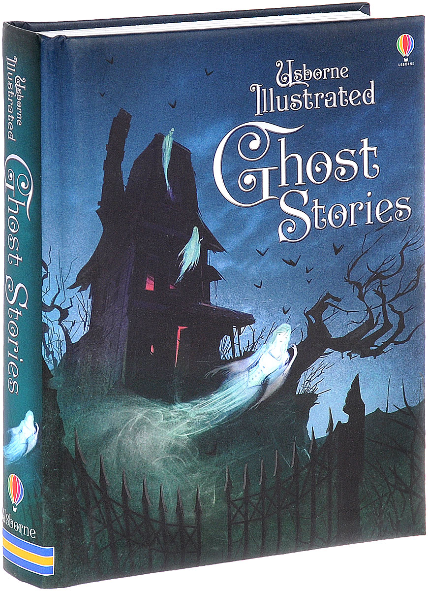 ILLUSTRATED GHOST STORIES illustrated ghost stories