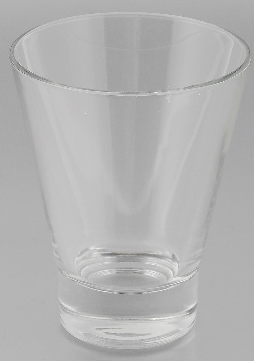 Стакан OSZ Bell, 300 мл09c1442Стакан OSZ Bell состоит из прозрачного стекла. Стакан не только украсит ваш кухонный стол и подчеркнет прекрасный вкус хозяйки. Диаметр стакана (по верхнему краю): 9 см. Диаметр основания: 5 см. Высота стакана: 11,5 см.