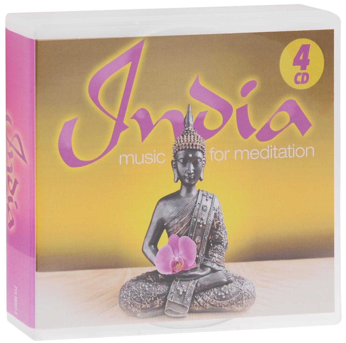 Professor Dr. Maharaj Schastri Pareek,Raag Basant Mukhari India. Music For Meditation (4 CD)