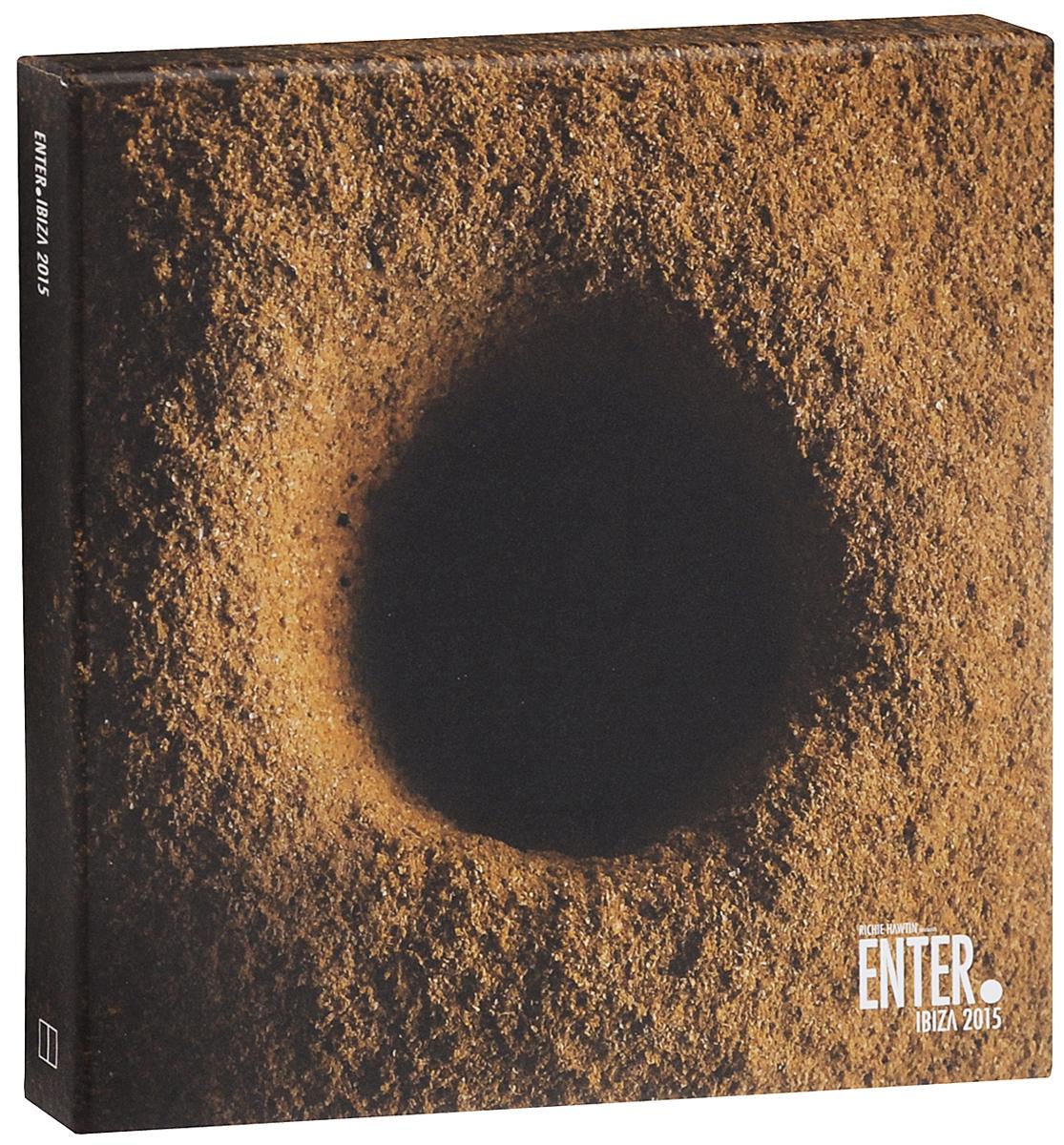 Enter. Ibiza 2015 (4 CD)