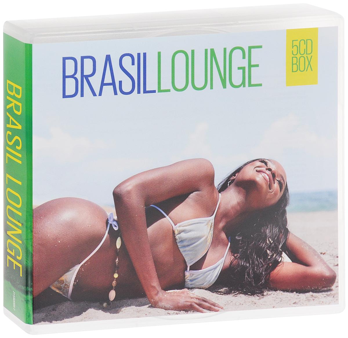 Brasil Lounge (5 CD)
