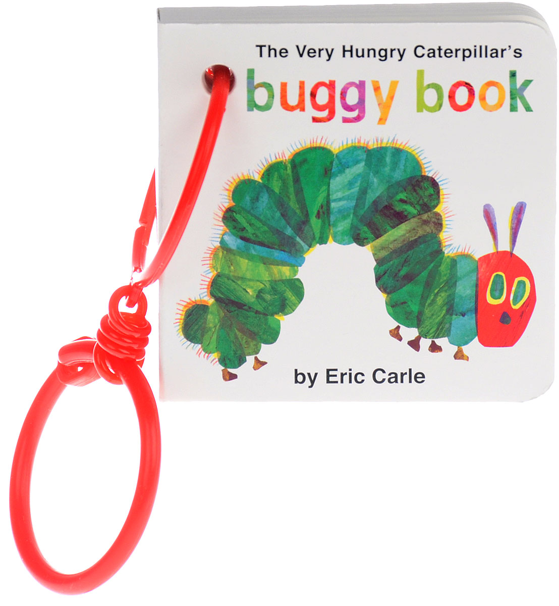 The Very Hungry Caterpillar's Buggy Book (миниатюрное издание) my own very hungry caterpillar colouring book