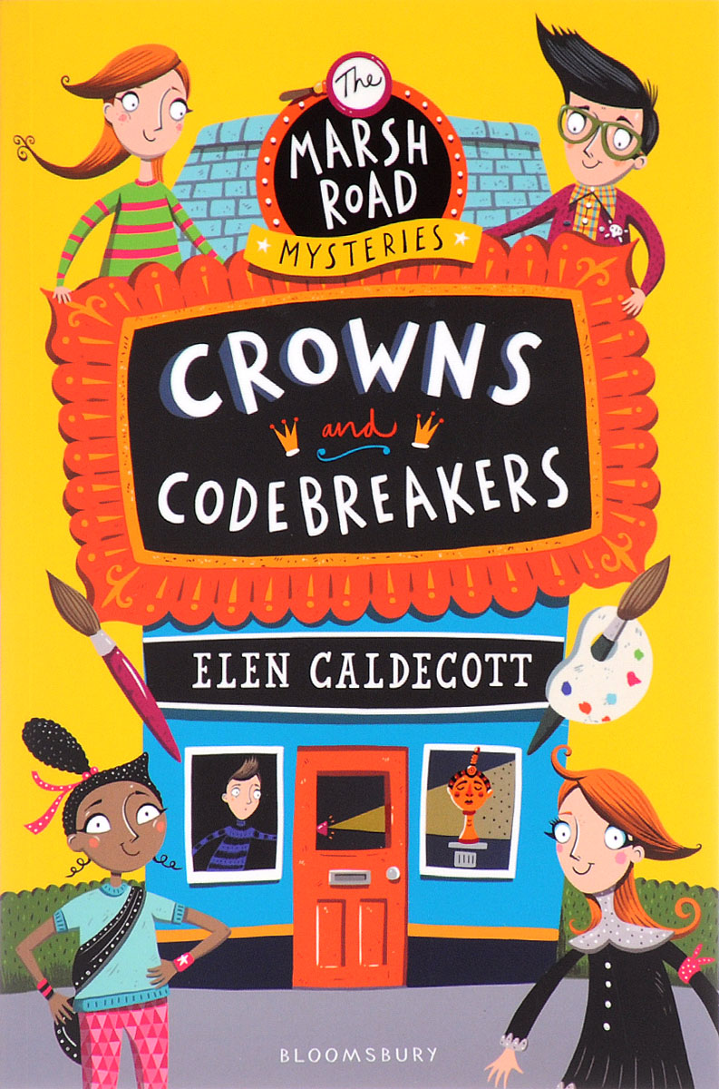Crowns and Codebreakers the trouble with paradise