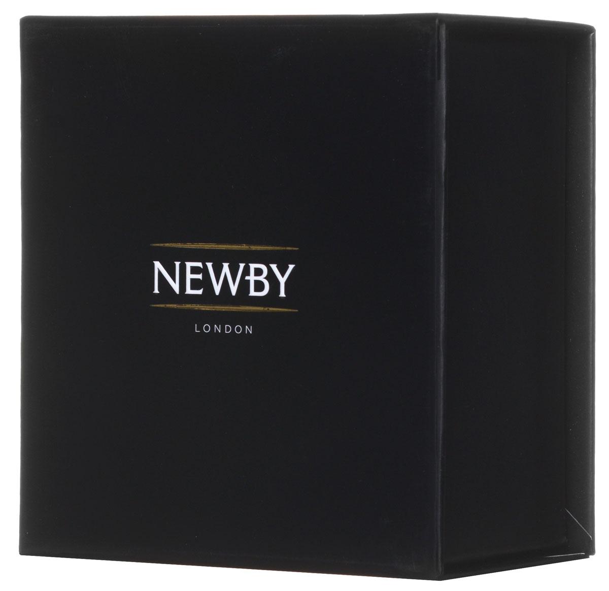 Newby Aries African Blendподарочный набор листового чая, 25 г (ж/б) Newby