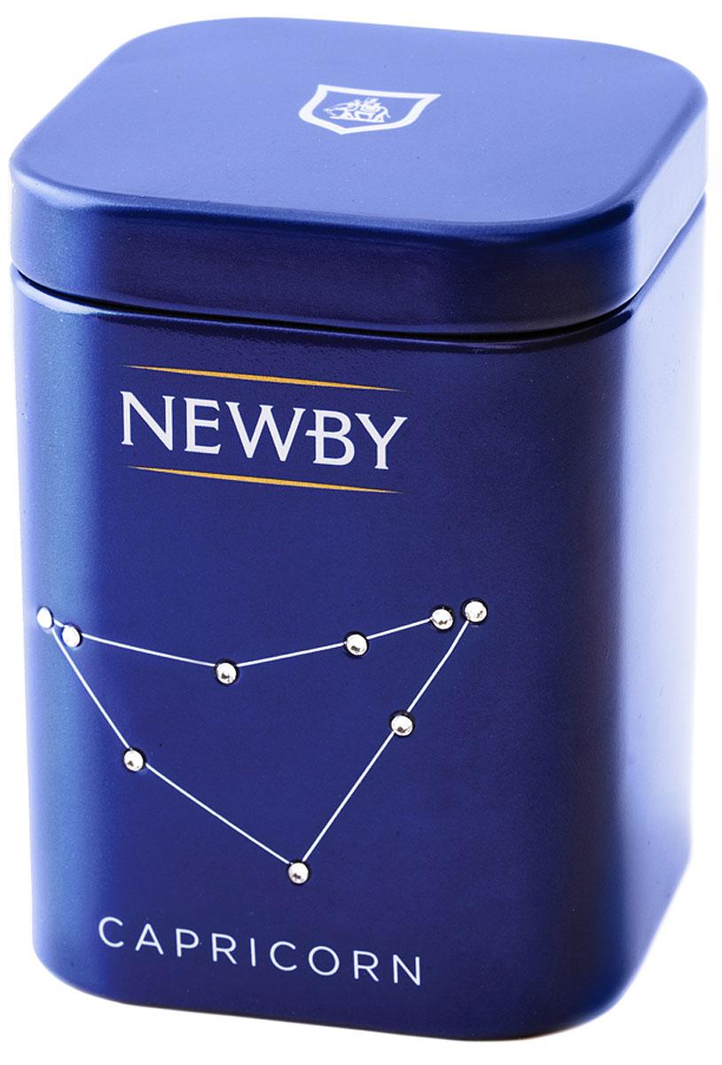 Newby Capricorn Himalaya подарочный набор листового чая, 25 г (ж/б) newby hi chung зеленый листовой чай 125 г