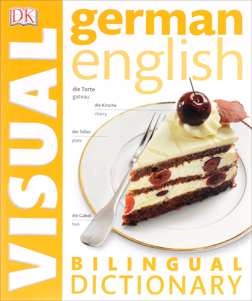 German-English Bilingual Visual Dictionary new eli picture dictionary cd rom german