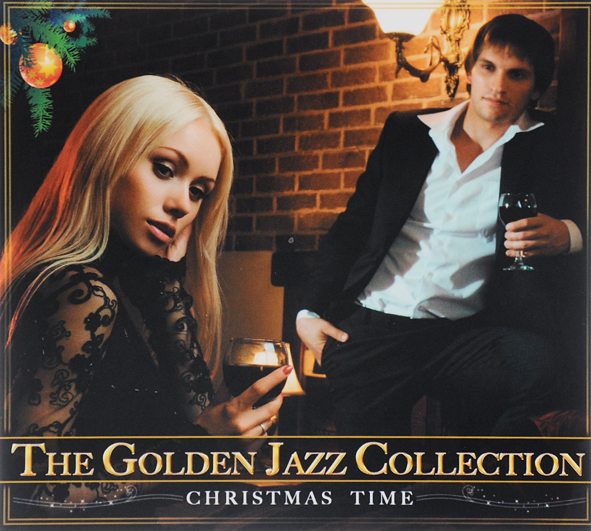 Club Des Belugas,Tape Five,Pauline London,Айан Маккензи,Анна Лука,Бренда Бойкин The Golden Jazz Collection. Christmas Time moyou london плитка для стемпинга time traveller collection 01 back to the 60 s