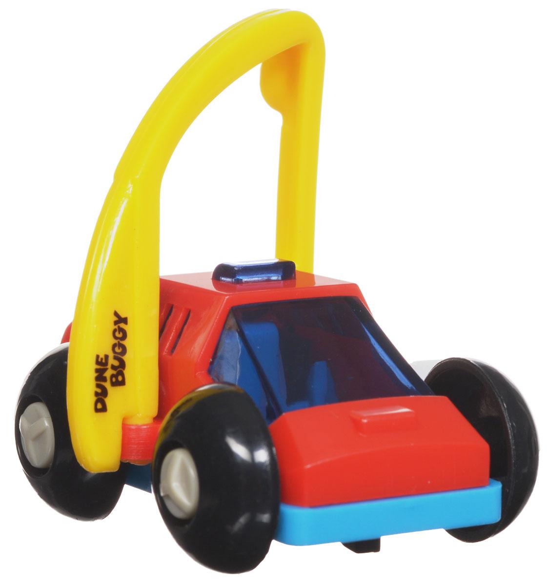 Hans Игрушка заводная Багги цвет красный голубой игрушка