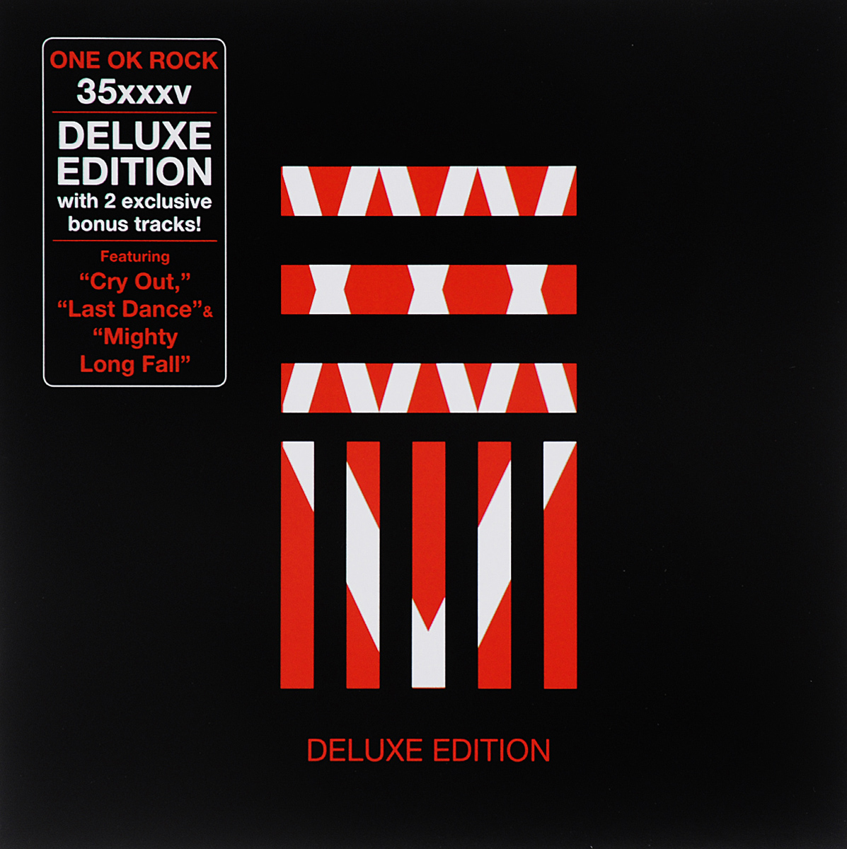 Фото - One Ok Rock One Ok Rock. 35XXXV. Deluxe Edition cd led zeppelin ii deluxe edition