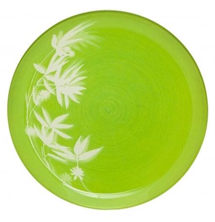 Тарелка десертная Luminarc Darjeeling Green, диаметр 20,5 смH3562Тарелка Luminarc Darjeeling Green, выполненная из ударопрочного стекла, устойчива к резким перепадам температуры. Изделие декорировано изображением цветов и предназначено для подачи десертов. Изящный дизайн придется по вкусу и ценителям классики, и тем, кто предпочитает утонченность. Тарелка Luminarc Darjeeling Green идеально подойдет для сервировки стола и станет отличным подарком к любому празднику.Диаметр (по верхнему краю): 20,5 см.Высота стенки: 1,8 см.