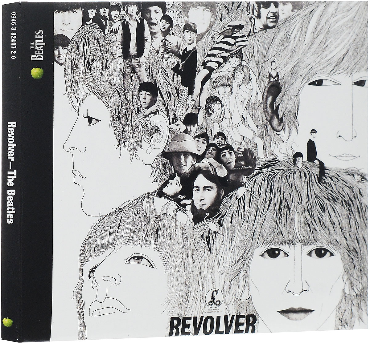 The Beatles The Beatles. Revolver (ECD) the beatles the beatles white album ecd cd