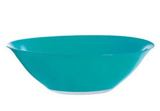 Салатник Luminarc Fizz Frozen, диаметр 27 смH8787Салатник Luminarc Fizz Frozen выполнен из ударопрочного стекла. Яркий дизайн придется по вкусу и ценителям классики, и тем, кто предпочитает утонченность и изысканность. Салатник Luminarc Fizz Frozen идеально подойдет для сервировки стола и станет отличным подарком к любому празднику.Диаметр (по верхнему краю): 27 см.