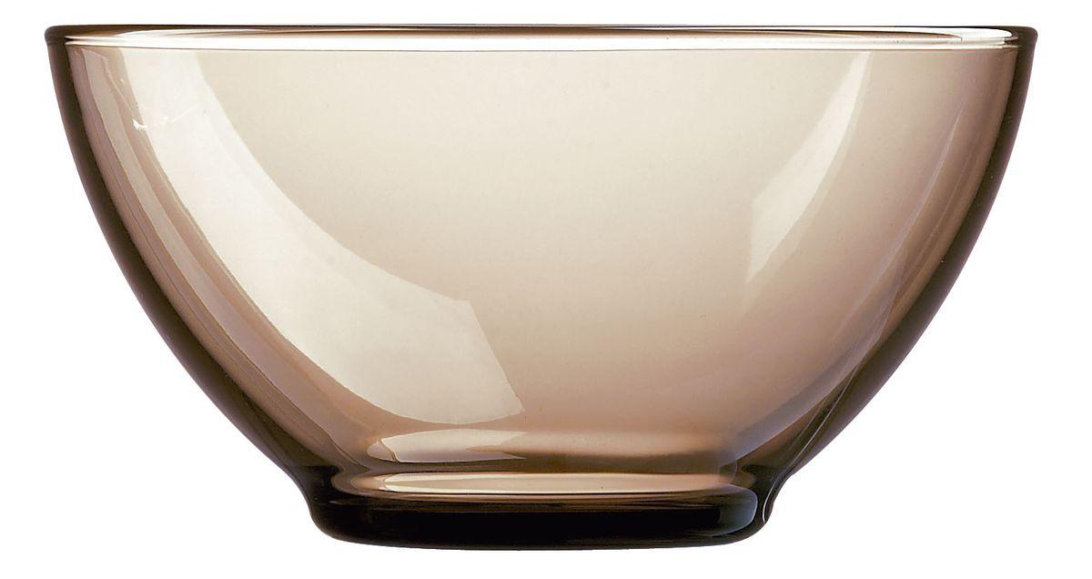 Пиала Luminarc Directoire Eclipse, 500 млH0252Пиала Luminarc Directoire Eclipse, изготовленная изударопрочного стекла, прекрасно подойдет для подачисалата, супа или мороженого. Благодаря лаконичномудизайну, такая пиала станет бесспорным украшениемвашего стола. Она дополнит коллекцию кухонной посуды ибудет служить долгие годы.