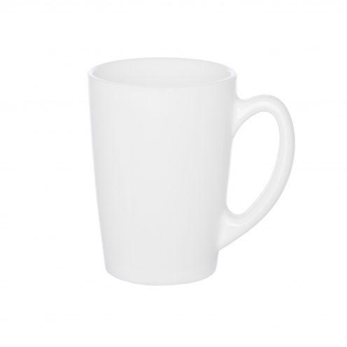 Кружка Luminarc New Morning White, 320 млH6382Кружка New Morning White известной марки Luminarc придется по вкусу любителям практичности и надежности. Классическая белая кружка подчеркнет цвет и вкус любимого напитка и сделает утро по-настоящему добрым. Изготовленная из качественного ударопрочного стекла, кружка надолго сохранит безупречную белизну. Кружку можно мыть в посудомоечной машине и использовать в СВЧ-печи.Диаметр кружки: 8 см.Высота кружки: 11 см.Объем кружки: 320 мл.