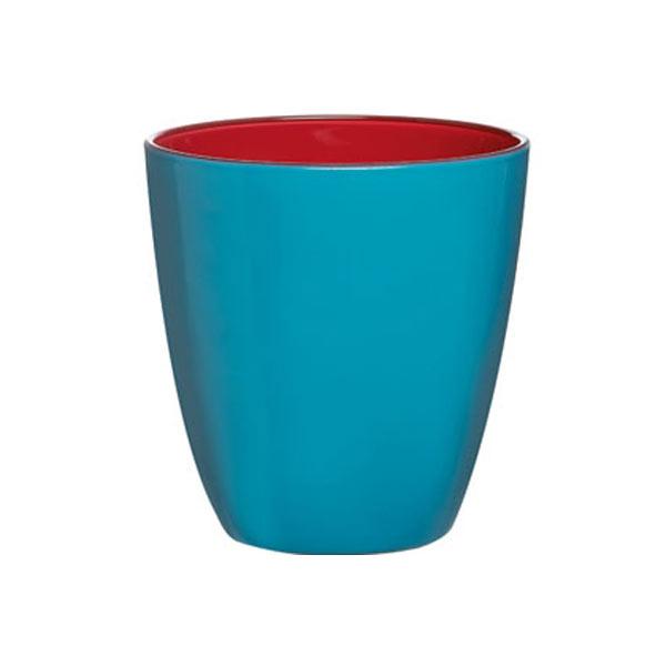 Стакан Luminarc Spring Break, цвет: синий, красный, 250 млH8269Стакан Luminarc Spring Break изготовлен из высококачественного стекла. Такой стакан прекрасно подойдет для горячих и холодных напитков. Он дополнит коллекцию вашей кухонной посуды и будет служить долгие годы. Можно мыть в посудомоечной машине.