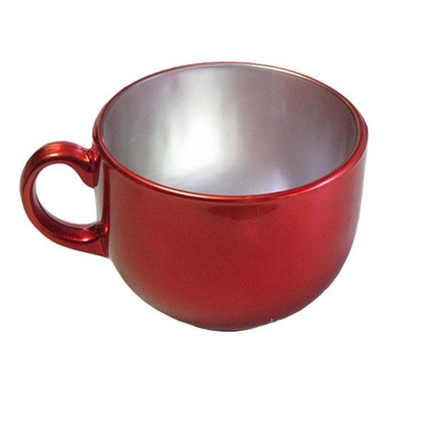 Бульонница Luminarc Flashy Colors, цвет: красный, 500 мл кружка luminarc flashy colors mokamia 250 мл