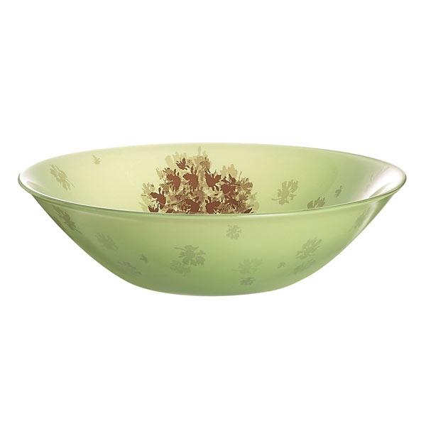 Салатник Luminarc Stella, диаметр 16,5 смJ2141Салатник Luminarc Stella выполнен извысококачественного стекла. Изделие сочетает всебе изысканный дизайн с максимальнойфункциональностью. Он прекрасно впишется винтерьер вашей кухни и станет достойнымдополнением к кухонному инвентарю.Диаметр салатника (по верхнему краю): 16,5 см.