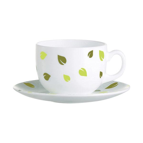 Набор чайный Luminarc Амели, 12 предметовJ2150Чайный набор Luminarc Амели состоит из шести чашек и шести блюдец, выполненных из стекла. Изящный набор эффектно украсит стол к чаепитию и порадует вас функциональностью и ярким дизайном. Можно мыть в посудомоечной машине.Диаметр чашки (по верхнему краю): 8 см.Высота чашки: 6 см.Объем чашки: 220 мл. Диаметр блюдца: 13,5 см.Высота блюдца: 1,5 см.