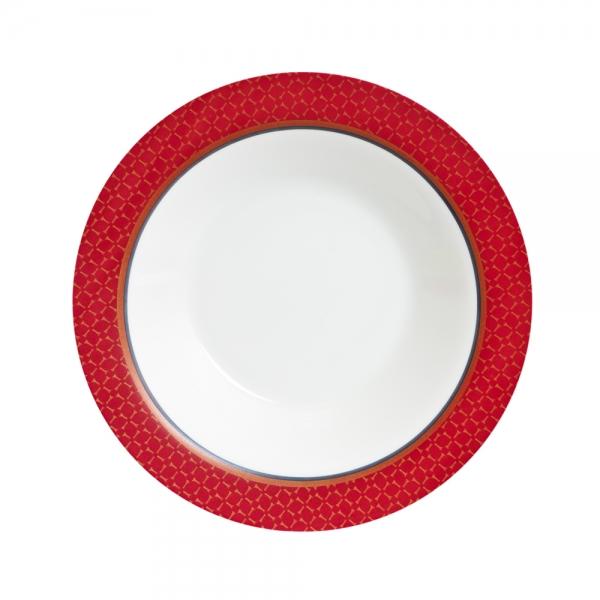 Тарелка глубокая Luminarc Alto Rubis, диаметр 22 см пульт alto zmx52