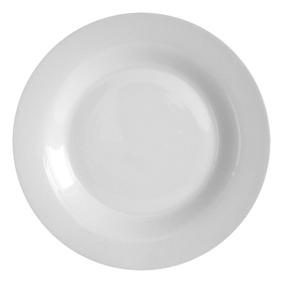 """Тарелка десертная Luminarc """"Olax"""" изготовлена из ударопрочного стекла.  Устойчива к повреждениям при ежедневном использовании и выдерживает перепады температуры до 130°С. Можно использовать в СВЧ-печи и мыть в посудомоечной машине. Диаметр тарелки: 20 см."""