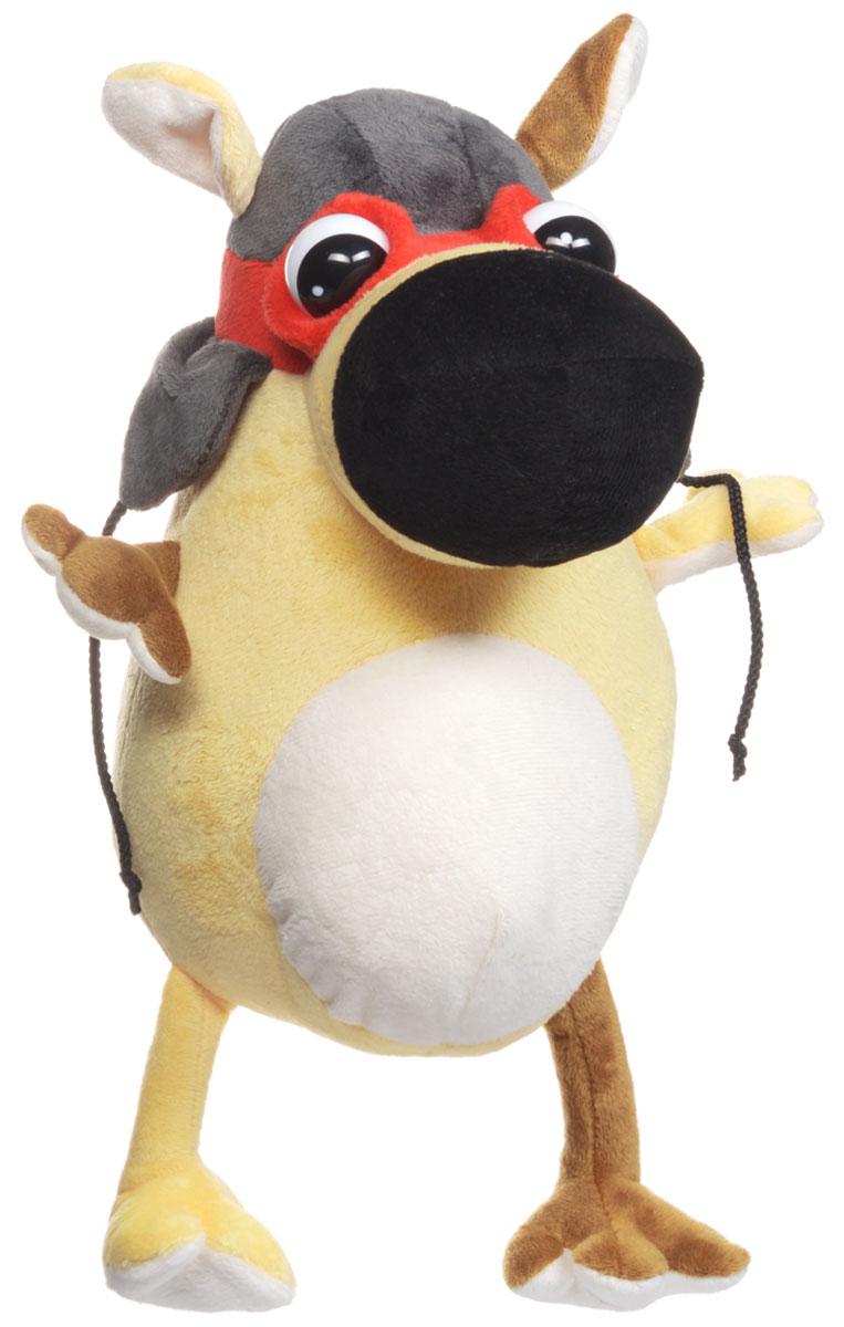 Fancy Мягкая игрушка Собака пилот 25 см fancy мягкая игрушка собака эля 14 5 см