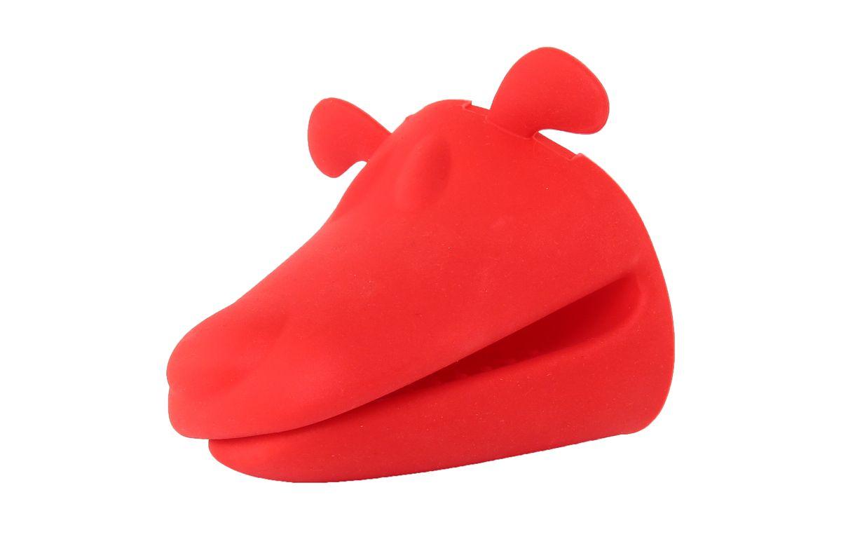 Прихватка Elan Gallery Собачка, цвет: красный, 11 х 10 х 6 см