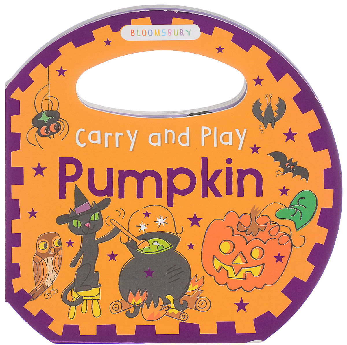 Carry and Play Pumpkin