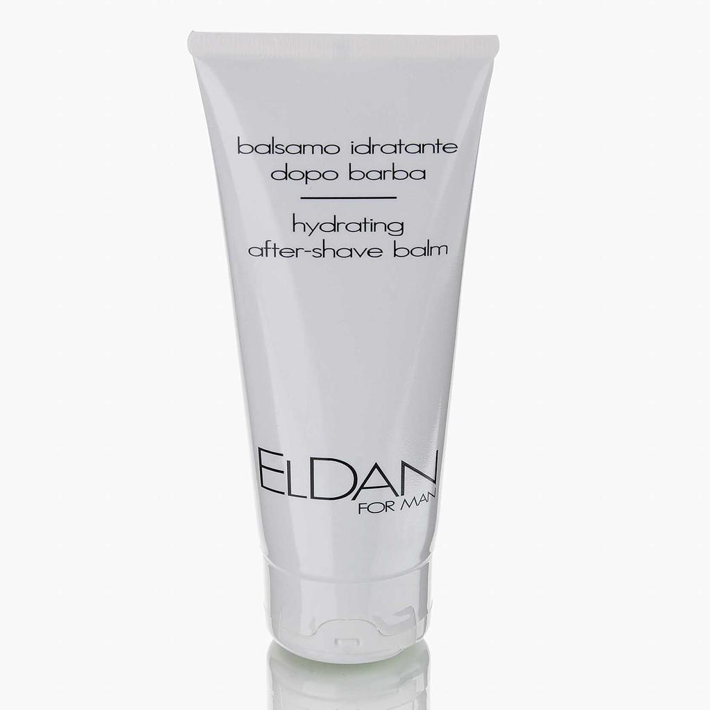 ELDAN cosmetics Успокаивающий лосьон после бритья Le Prestige for man,100 млELD-82Специальное средство для ухода за кожей лица после бритья. Лосьон хорошо увлажняет кожу, уменьшает покраснение и раздражение, препятствует развитию воспалительных элементов, обладает успокаивающим, антибактериальным и противовоспалительным действием. Оливковое и миндальное масла, входящие в состав, смягчают кожу, делая ее ровной и гладкой, а ментол и масло мяты оставляет приятное ощущение свежести. Пантенол и аллантоин способствуют быстрому заживлению мелких ранок и порезов. Средство легко наносится, быстро впитывается, придавая коже здоровый ухоженный вид.