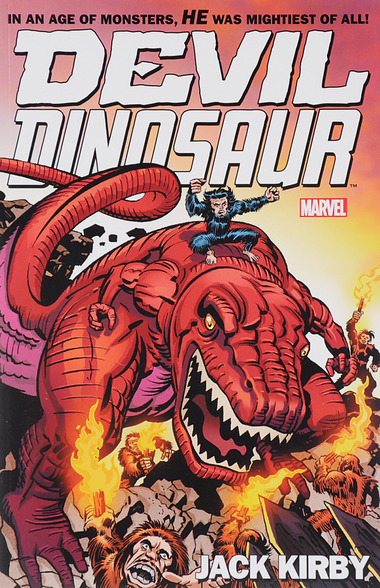 Devil Dinosaur by Jack Kirby: The Complete Collection the danny and the dinosaur storybook collection