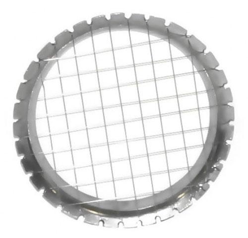 Овощерезка МФК-профит, диаметр 8,5 смMFK01071Овощерезка МФК-профит выполнена из нержавеющей стали. Изделие представляет собой острую сетку, благодаря которой овощи нарезаются аккуратными ровными маленькими кубиками. Овощерезка подходит для вареных овощей и яиц. Идеальная помощница в приготовлении салатов.Можно мыть в посудомоечной машине.Диаметр: 8,5 см.Размер кубика: 8 мм х 8 мм.