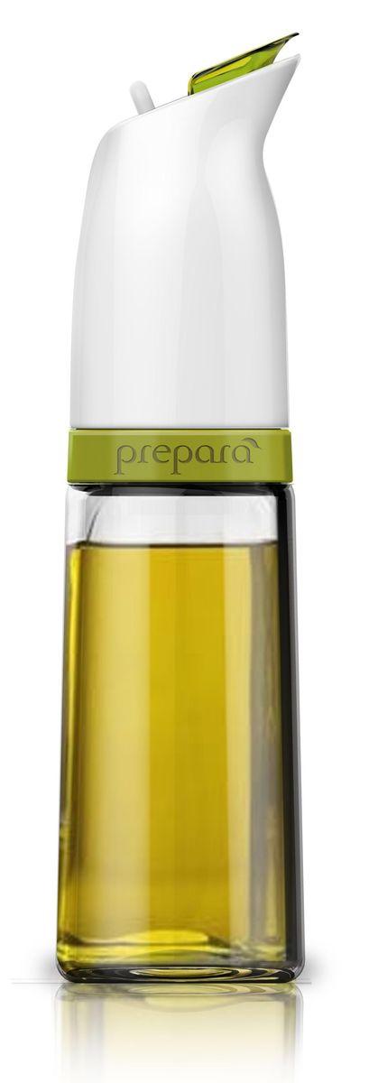 Емкость для масла и уксуса Prepara, 240 млPP08-CRUTGЕмкость для масла или уксуса Prepara выполнена из прочного стекла. Широкое горлышко позволит с легкостью приготовить микс. Наполните емкость любимой заправкой, добавьте специи по вкусу. Пластиковая крышка оснащена фильтр-сеткой. Специальный носик защитит от случайных капель, а фильтр не закупорится при использовании. Компактный размер позволит хранить ёмкость на боковой стенке холодильника.