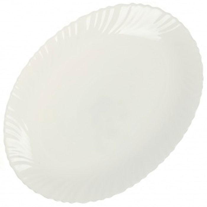 """Блюдо """"Chinbull"""", изготовленное из стеклокерамики, сочетает в себе  изысканный  дизайн с максимальной функциональностью. Красочность оформления придется по вкусу тем,  кто предпочитает утонченность и изящность.  Оригинальное блюдо украсит сервировку вашего стола и подчеркнет прекрасный вкус хозяйки, а  также станет отличным подарком.  Размер блюда (по верхнему краю): 30,5 см х 22,5 см."""
