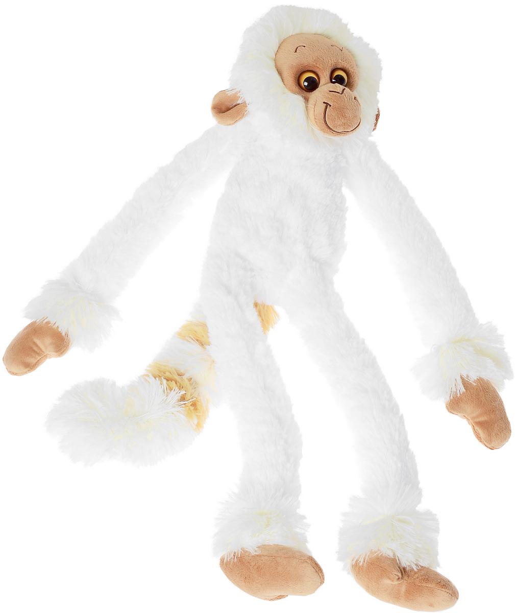 СмолТойс Мягкая игрушка Обезьянка Машка-обнимашка цвет белый 60 см