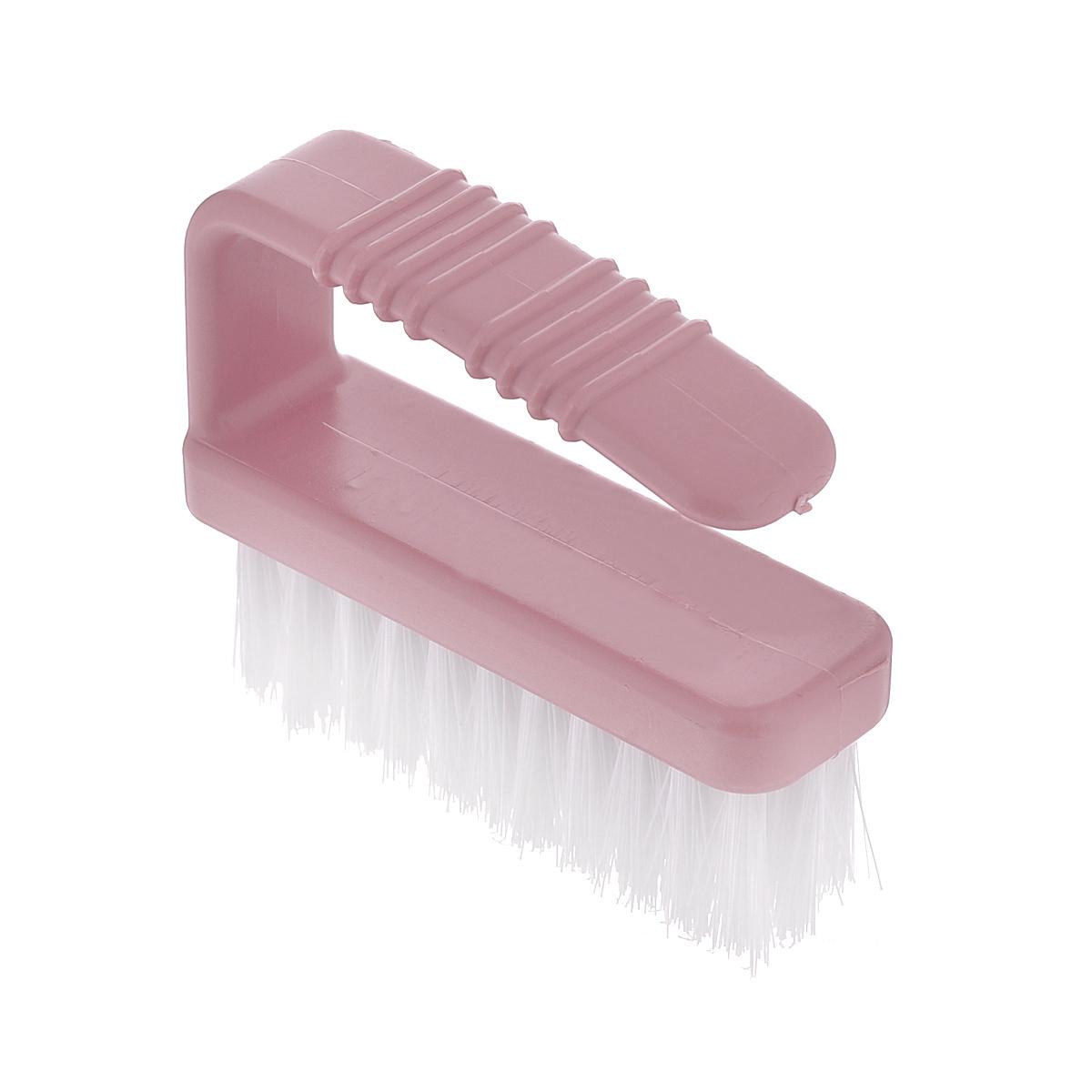 Щетка для рук Альтернатива, цвет: розовый щетки для одежды дерево счастья щетка для одежды