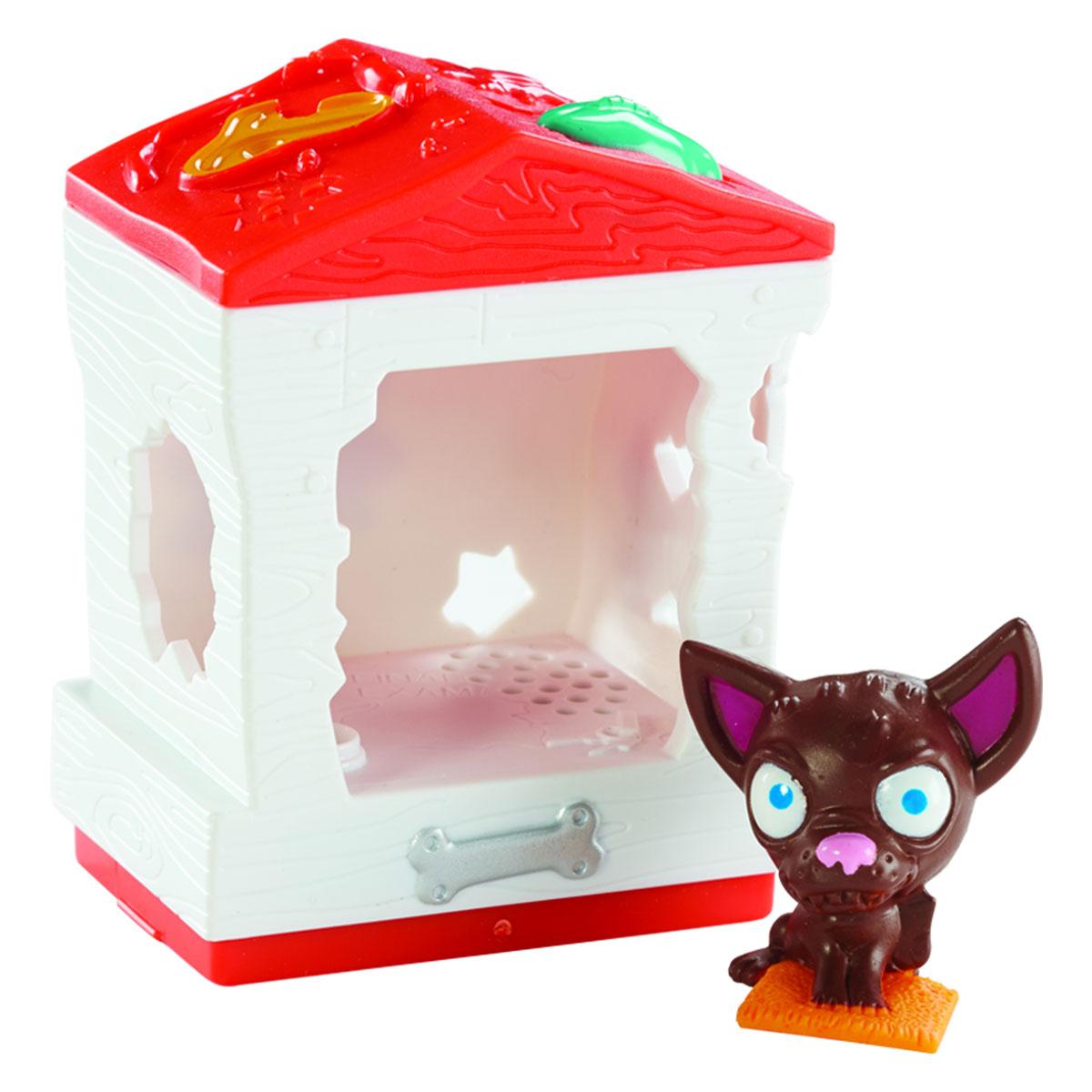 Ugglys Pet Shop Игровой набор Домик с фигуркой Bone Home набор игровой jakks pacific домик с фигуркой смурфика