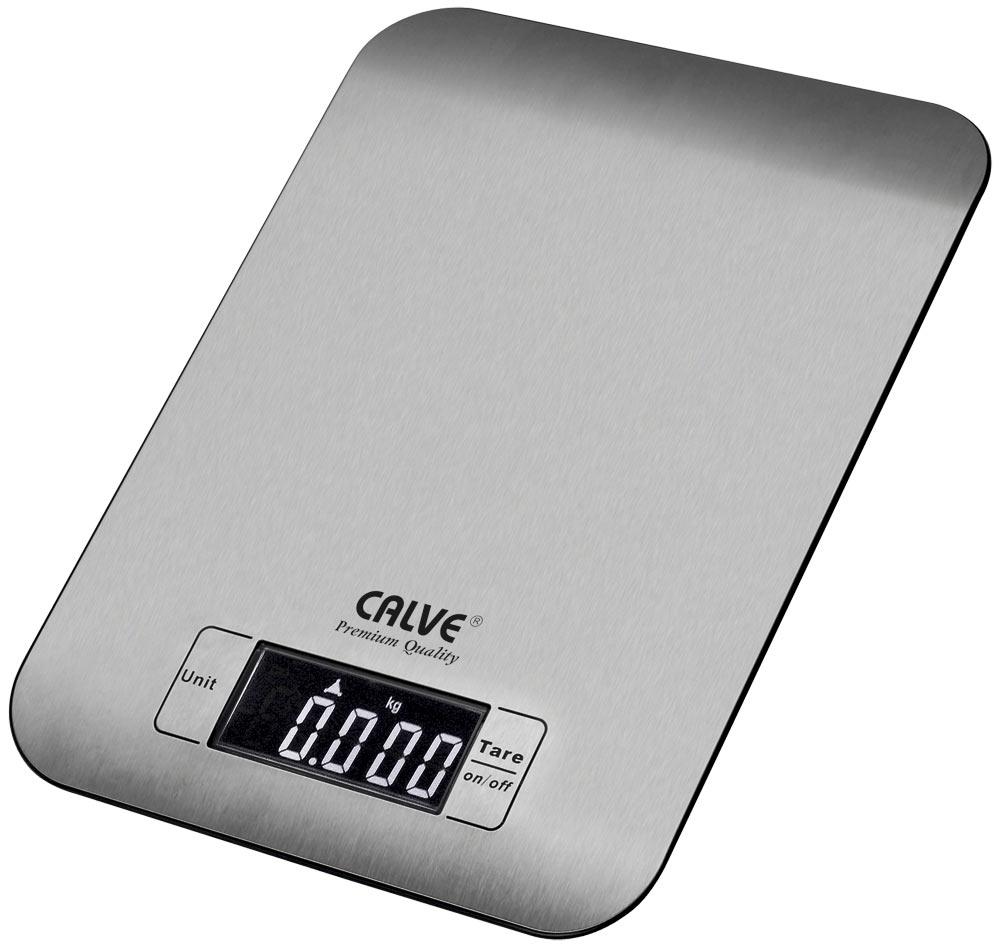 Calve CL-4626 весы кухонныеCL-4626Кухонные электронные весы Calve CL-4626 - незаменимые помощники современной хозяйки. Они помогут точно взвесить любые продукты и ингредиенты. Кроме того, позволят людям, соблюдающим диету, контролировать количество съедаемой пищи и размеры порций. Предназначены для взвешивания продуктов с точностью измерения 1 г.