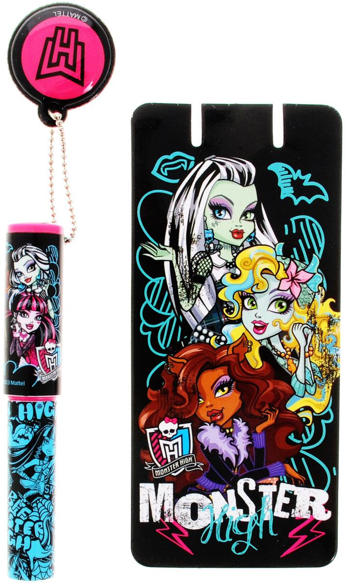 Monster High Набор канцелярский Ручка шариковая, записная книжка 30 листов -  Канцелярские наборы
