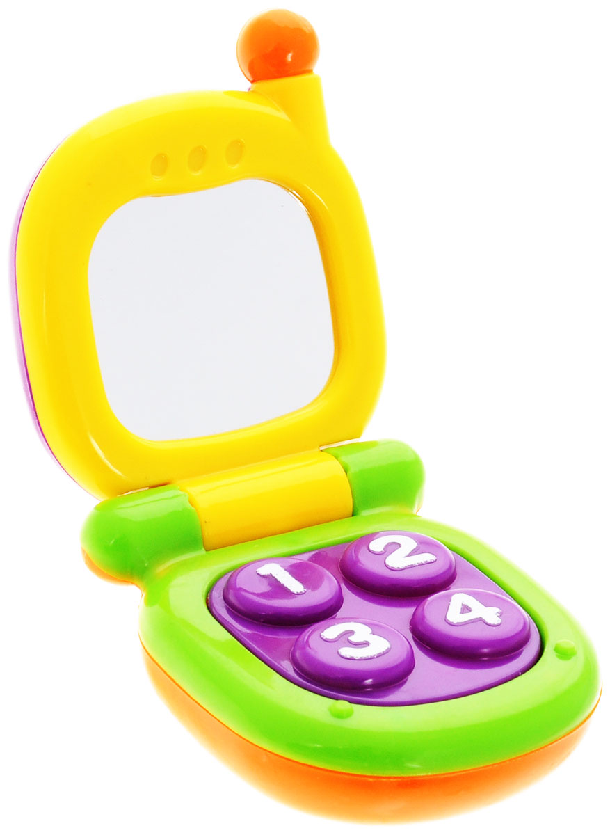 Mioshi Игрушка Телефон с зеркальцем телефон