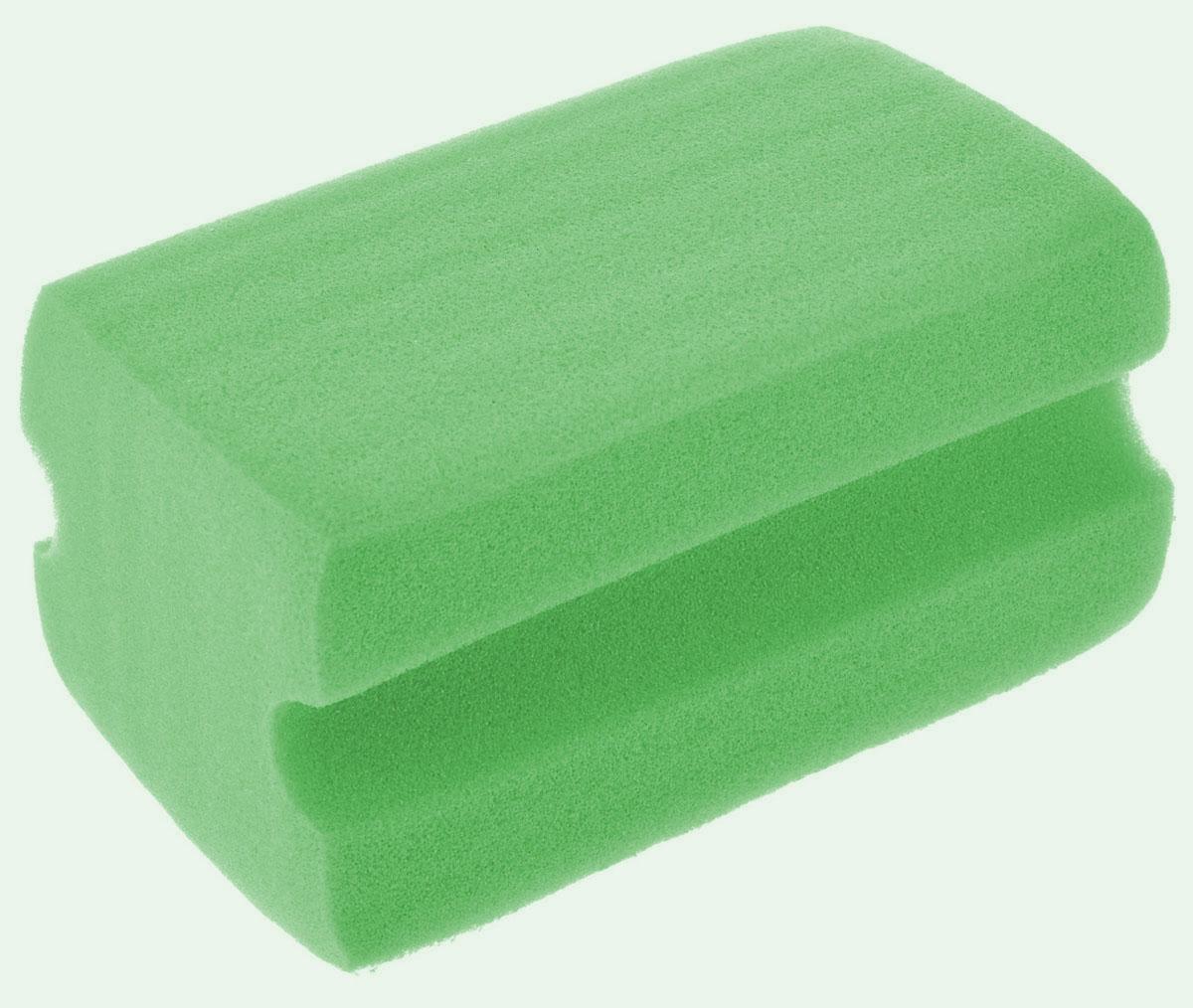 Губка для мытья автомобиля Sapfire Альфа, цвет: зеленый ароматизатор для салона автомобиля sapfire hope цвет темно синий лаванда sat 2026