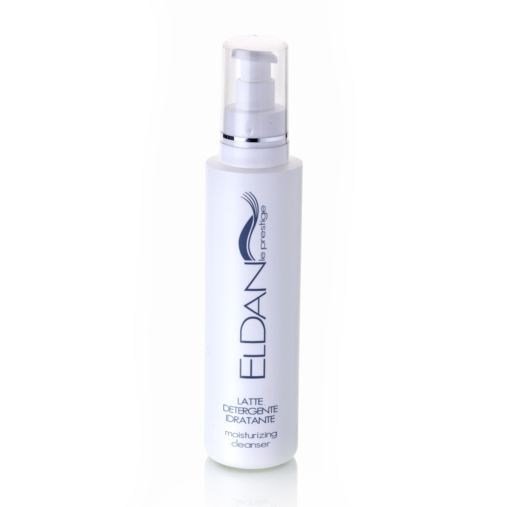 ELDAN cosmetics Очищающее увлажняющее молочко для лица Le Prestige , 250 мл eldan средство для снятия макияжа le prestige 150мл