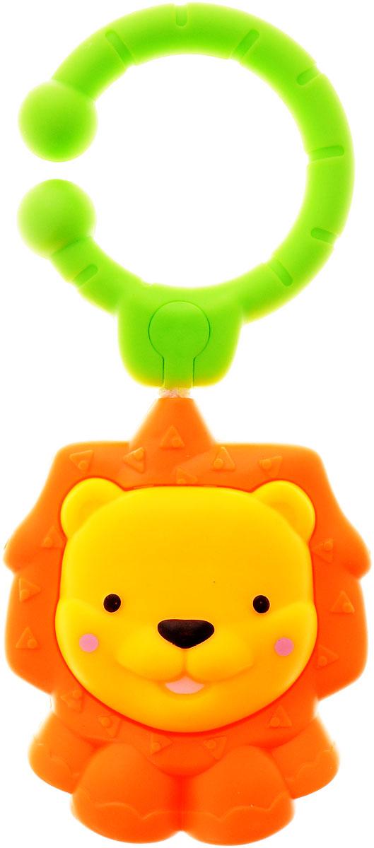 Simba Погремушка-подвеска Лев погремушки amico погремушка подвеска джунгли на клипсе
