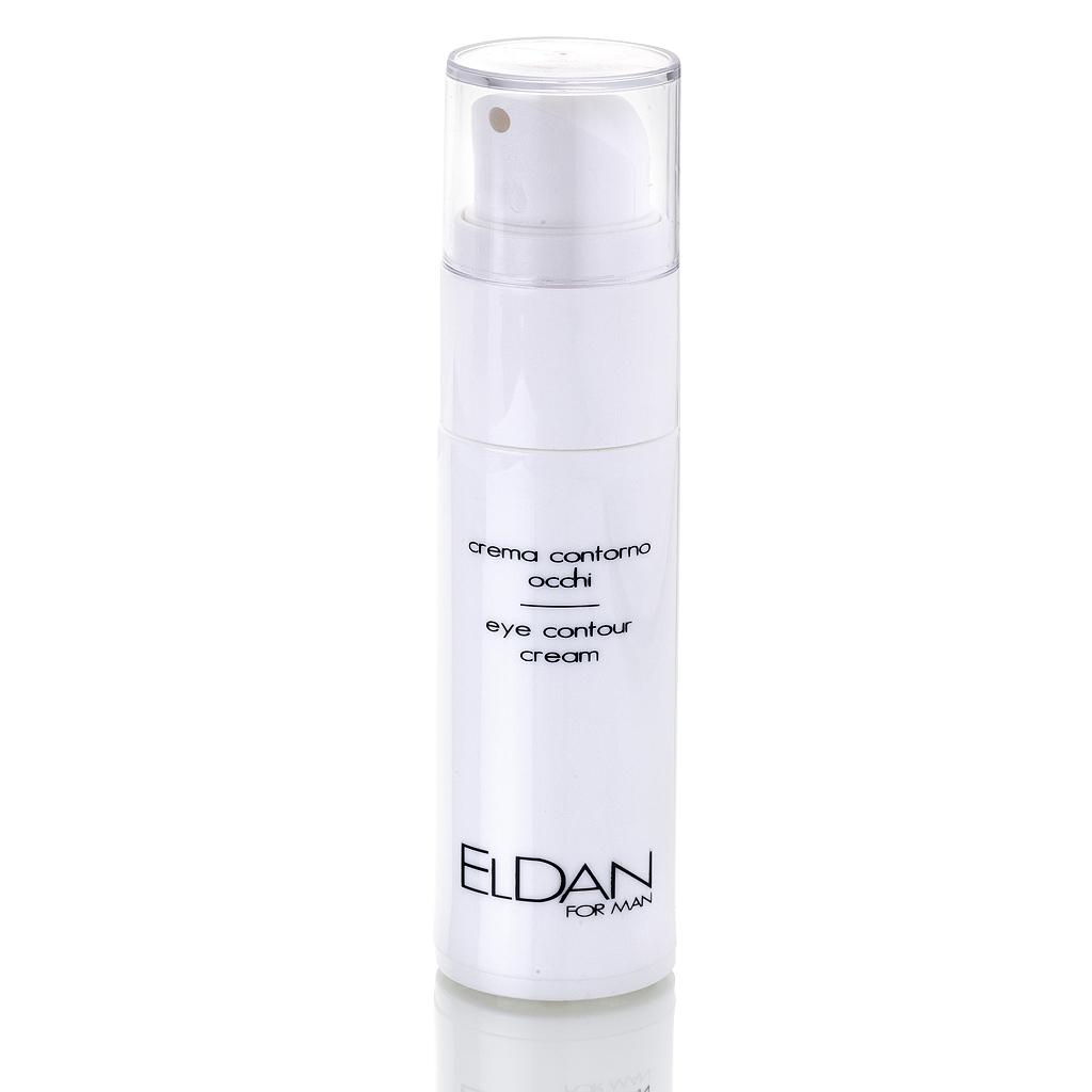 ELDAN cosmetics Крем для глазного контура Le Prestige for man, 30 млELD-84Создан специально для ухода за глазным контуром, избавляет от отеков и темных кругов под глазами. Богат антиоксидантами, протеинами, ферментами, которые, в свою очередь, продлевают молодость и ясность взгляда. Улучшает микроциркуляцию, защищает коллаген и эластин от разрушения, увлажняет, снимает усталость. Уже после первого применения разглаживаются мелкие и глубокие морщины, улучшаются оптические свойства кожи.