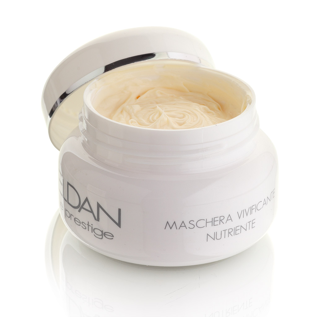ELDAN cosmetics Оживляющая маска для лица Le Prestige, 100 мл eldan маска фруктовая le prestige 100мл