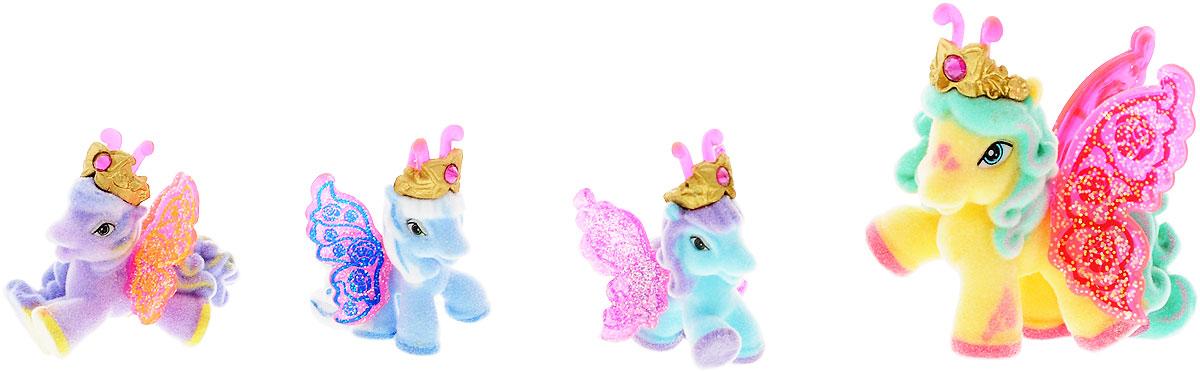 Filly Dracco Набор игровой Filly Бабочки с блестками Волшебная семья Alyssa игровые наборы dracco набор игровой filly русалочки танцевальная сцена