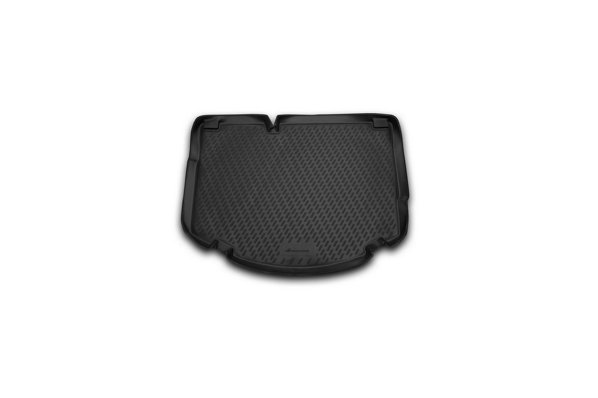 Коврик автомобильный Novline-Autofamily для Citroen C3 01/2010-, в багажникCARCRN00008Автомобильный коврик Novline-Autofamily, изготовленный из полиуретана, позволит вам без особых усилий содержать в чистоте багажный отсек вашего авто и при этом перевозить в нем абсолютно любые грузы. Этот модельный коврик идеально подойдет по размерам багажнику вашего автомобиля. Такой автомобильный коврик гарантированно защитит багажник от грязи, мусора и пыли, которые постоянно скапливаются в этом отсеке. А кроме того, поддон не пропускает влагу. Все это надолго убережет важную часть кузова от износа. Коврик в багажнике сильно упростит для вас уборку. Согласитесь, гораздо проще достать и почистить один коврик, нежели весь багажный отсек. Тем более, что поддон достаточно просто вынимается и вставляется обратно. Мыть коврик для багажника из полиуретана можно любыми чистящими средствами или просто водой. При этом много времени у вас уборка не отнимет, ведь полиуретан устойчив к загрязнениям.Если вам приходится перевозить в багажнике тяжелые грузы, за сохранность коврика можете не беспокоиться. Он сделан из прочного материала, который не деформируется при механических нагрузках и устойчив даже к экстремальным температурам. А кроме того, коврик для багажника надежно фиксируется и не сдвигается во время поездки, что является дополнительной гарантией сохранности вашего багажа.Коврик имеет форму и размеры, соответствующие модели данного автомобиля.