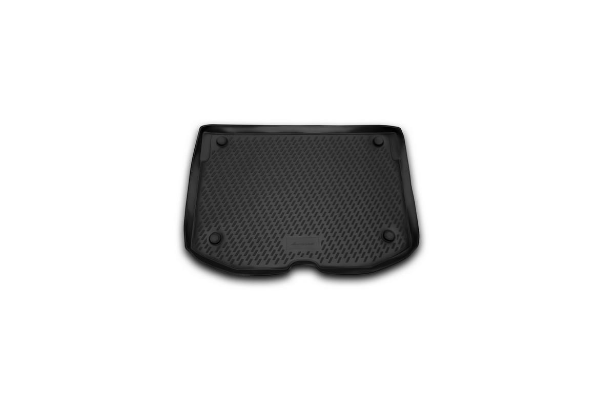 Коврик автомобильный Novline-Autofamily для Citroen C3 Picasso минивэн 2009-, в багажник коврик в багажник novline citroen c crosser кроссовер 2010 сложенные сиденья заднего ряда полиуретан carcrn00036