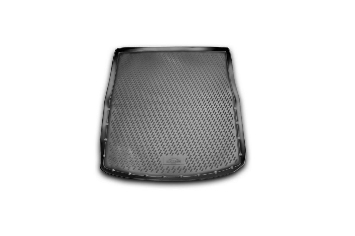 Коврик автомобильный Novline-Autofamily для Mazda 6 универсал 2012-, в багажникCARMZD00044Автомобильный коврик Novline-Autofamily, изготовленный из полиуретана, позволит вам без особых усилий содержать в чистоте багажный отсек вашего авто и при этом перевозить в нем абсолютно любые грузы. Этот модельный коврик идеально подойдет по размерам багажнику вашего автомобиля. Такой автомобильный коврик гарантированно защитит багажник от грязи, мусора и пыли, которые постоянно скапливаются в этом отсеке. А кроме того, поддон не пропускает влагу. Все это надолго убережет важную часть кузова от износа. Коврик в багажнике сильно упростит для вас уборку. Согласитесь, гораздо проще достать и почистить один коврик, нежели весь багажный отсек. Тем более, что поддон достаточно просто вынимается и вставляется обратно. Мыть коврик для багажника из полиуретана можно любыми чистящими средствами или просто водой. При этом много времени у вас уборка не отнимет, ведь полиуретан устойчив к загрязнениям.Если вам приходится перевозить в багажнике тяжелые грузы, за сохранность коврика можете не беспокоиться. Он сделан из прочного материала, который не деформируется при механических нагрузках и устойчив даже к экстремальным температурам. А кроме того, коврик для багажника надежно фиксируется и не сдвигается во время поездки, что является дополнительной гарантией сохранности вашего багажа.Коврик имеет форму и размеры, соответствующие модели данного автомобиля.