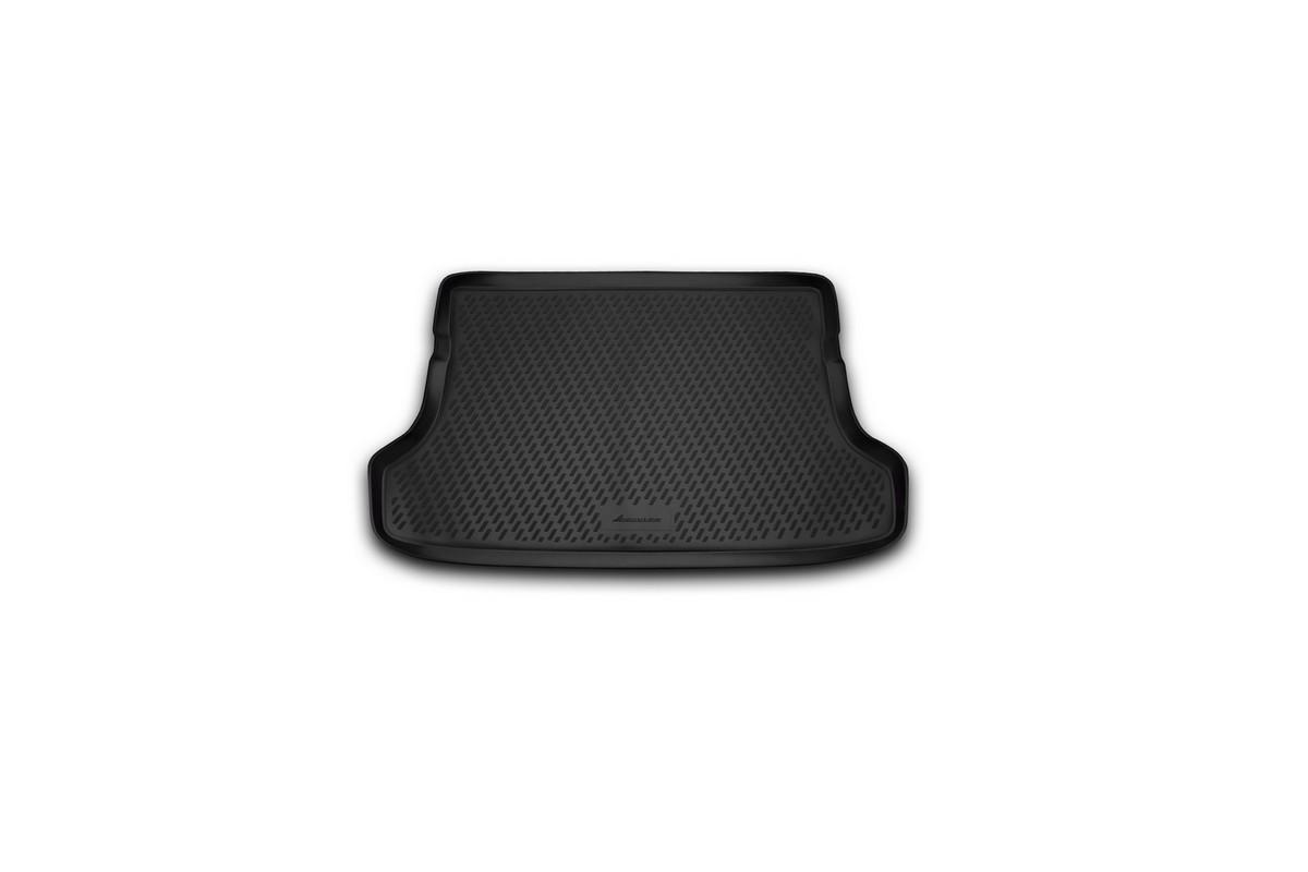 Коврик автомобильный Novline-Autofamily для Suzuki Grand Vitara 5D внедорожник 2005-, в багажникCARSZK00010Автомобильный коврик Novline-Autofamily, изготовленный из полиуретана, позволит вам без особых усилий содержать в чистоте багажный отсек вашего авто и при этом перевозить в нем абсолютно любые грузы. Этот модельный коврик идеально подойдет по размерам багажнику вашего автомобиля. Такой автомобильный коврик гарантированно защитит багажник от грязи, мусора и пыли, которые постоянно скапливаются в этом отсеке. А кроме того, поддон не пропускает влагу. Все это надолго убережет важную часть кузова от износа. Коврик в багажнике сильно упростит для вас уборку. Согласитесь, гораздо проще достать и почистить один коврик, нежели весь багажный отсек. Тем более, что поддон достаточно просто вынимается и вставляется обратно. Мыть коврик для багажника из полиуретана можно любыми чистящими средствами или просто водой. При этом много времени у вас уборка не отнимет, ведь полиуретан устойчив к загрязнениям.Если вам приходится перевозить в багажнике тяжелые грузы, за сохранность коврика можете не беспокоиться. Он сделан из прочного материала, который не деформируется при механических нагрузках и устойчив даже к экстремальным температурам. А кроме того, коврик для багажника надежно фиксируется и не сдвигается во время поездки, что является дополнительной гарантией сохранности вашего багажа.Коврик имеет форму и размеры, соответствующие модели данного автомобиля.